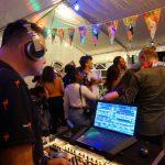 DJ Garden party